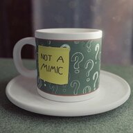 Mimic a Romantic Mug