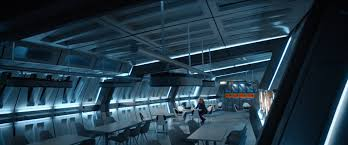 Image result for uss discovery messhall