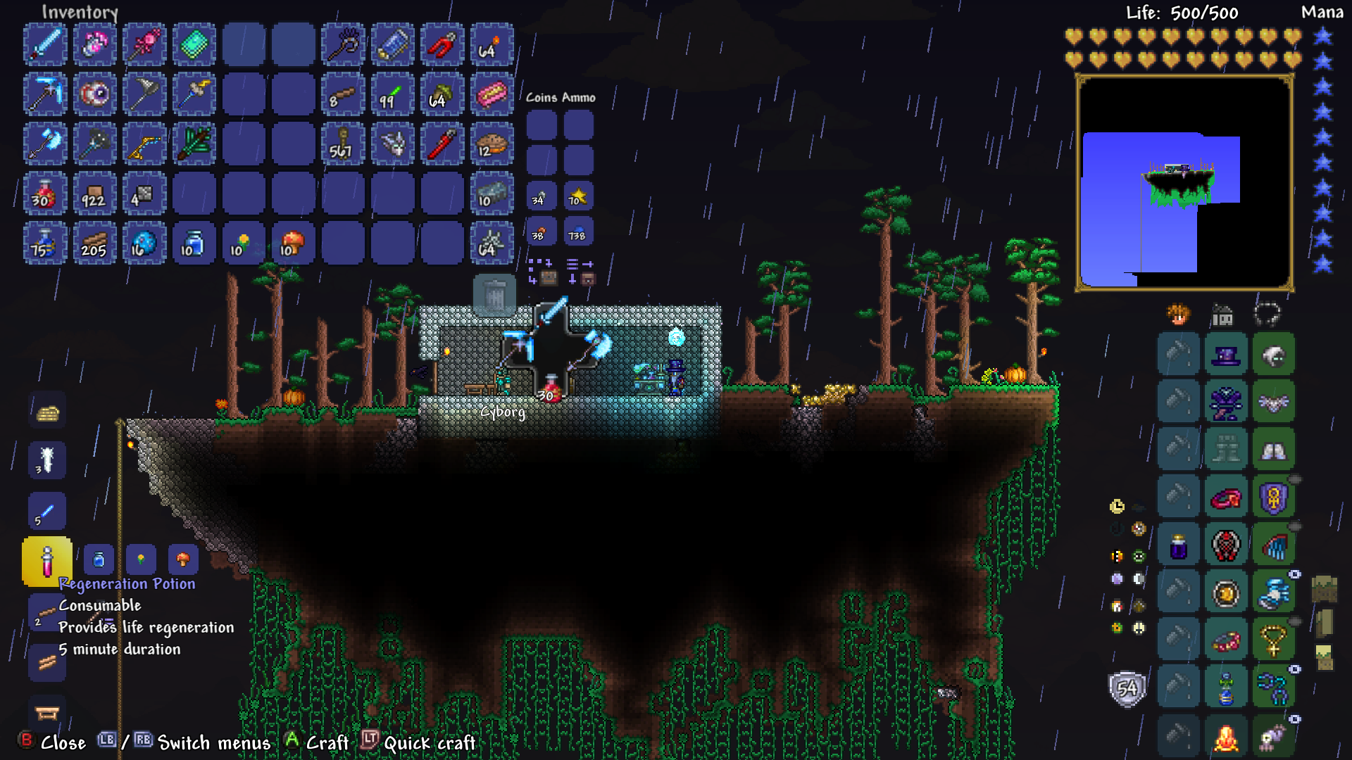 Brilliant Resolved Trying To Use Alchemy Table Terraria Community Ncnpc Chair Design For Home Ncnpcorg