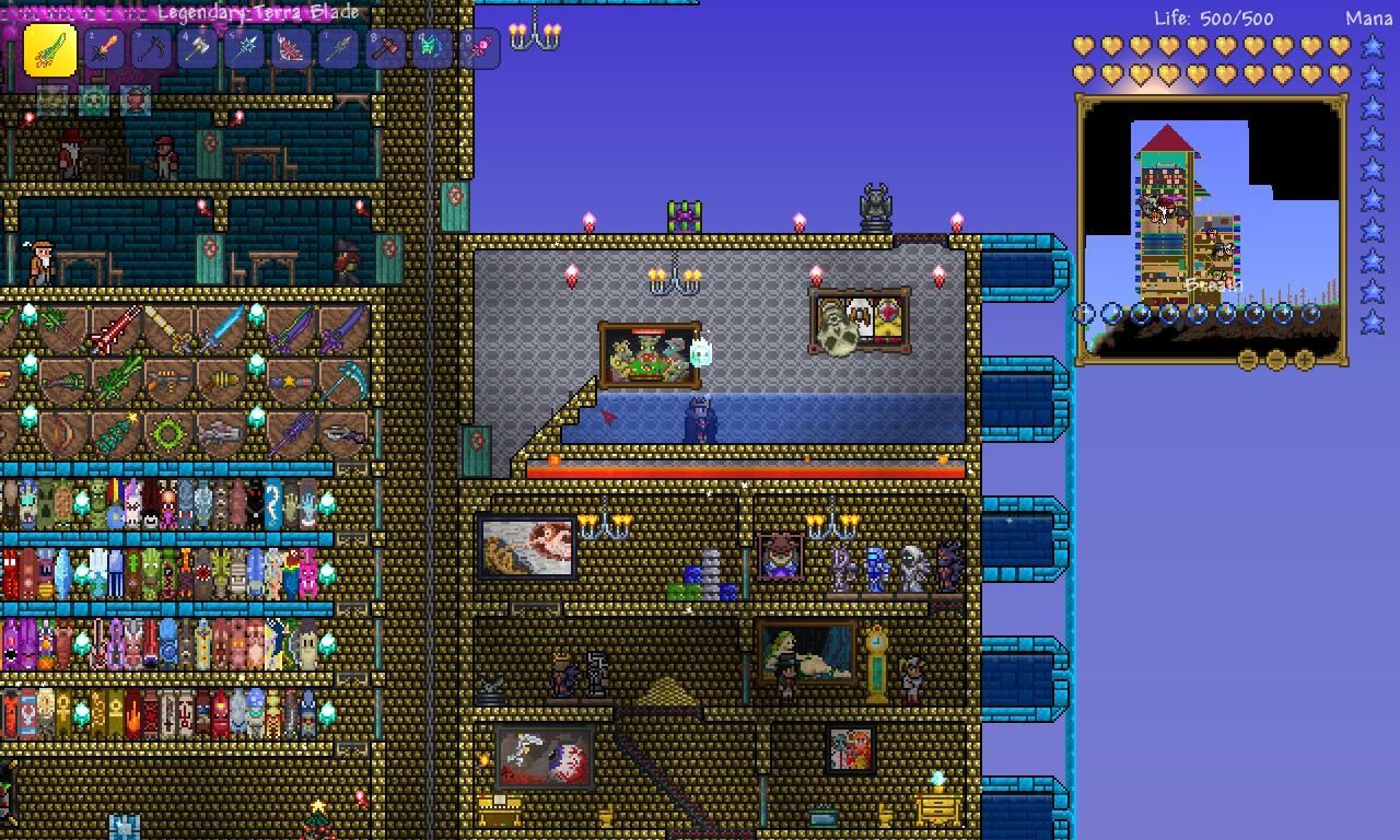Share Your Collections Page 3 Terraria Community Forums