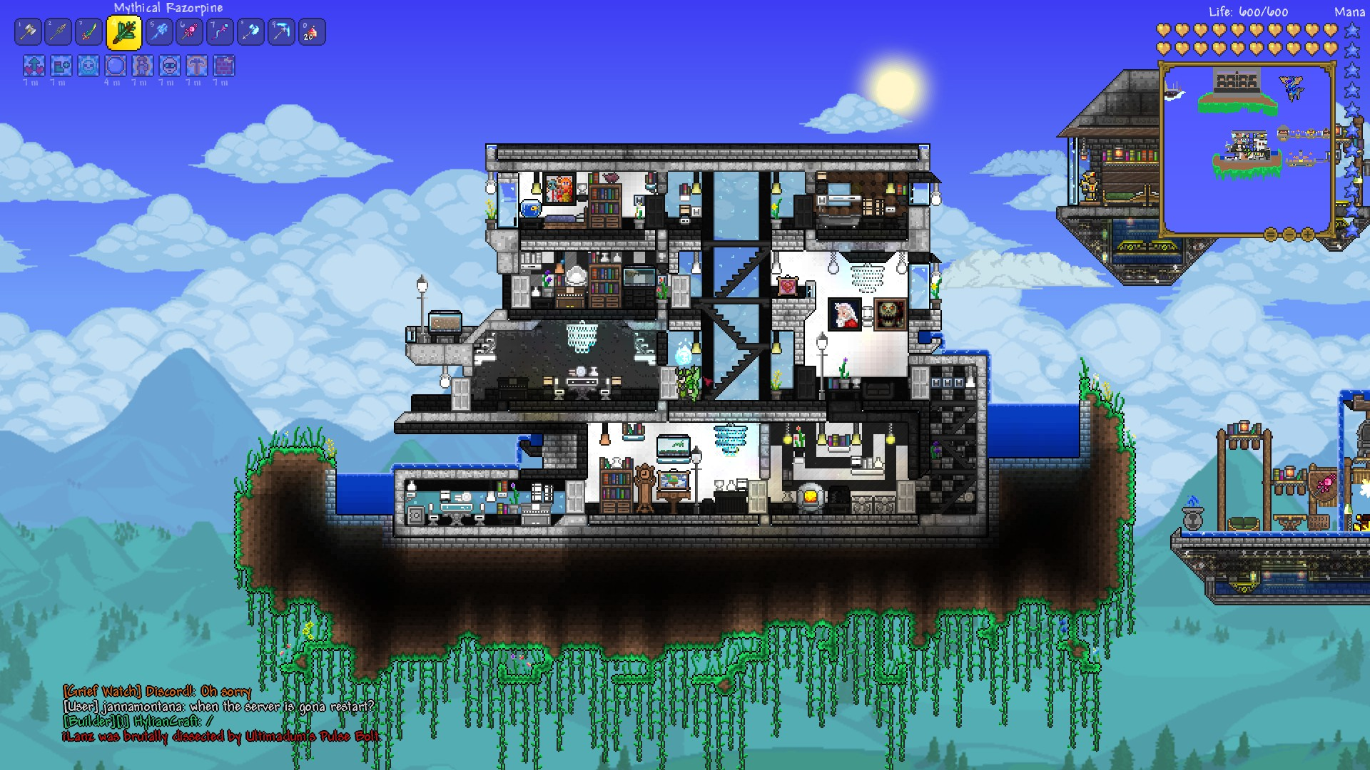 PC Hey Guys Whatcha Think Of My Builds Terraria