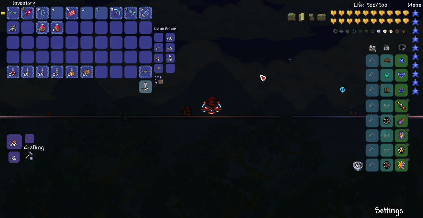 how to kill the moon lord terraria
