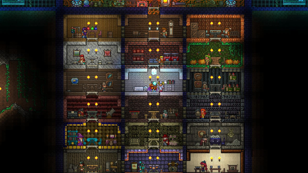 PC I Want To Make A House For Each NPC Need Ideas