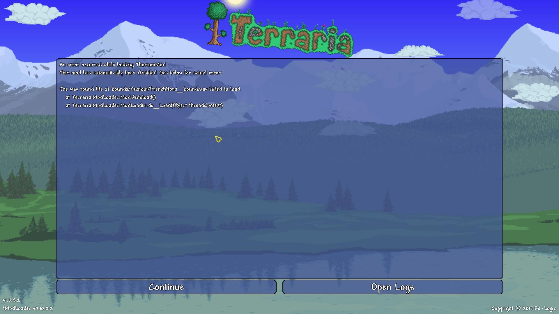 tModLoader - The Thorium Mod   Page 483   Terraria Community