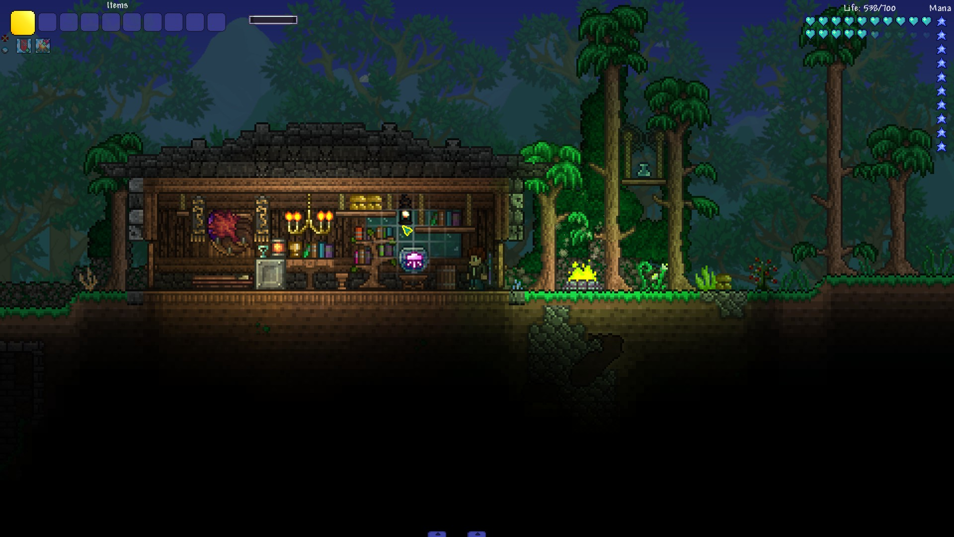 No Wood Boxes A Building Guide Page 26 Terraria
