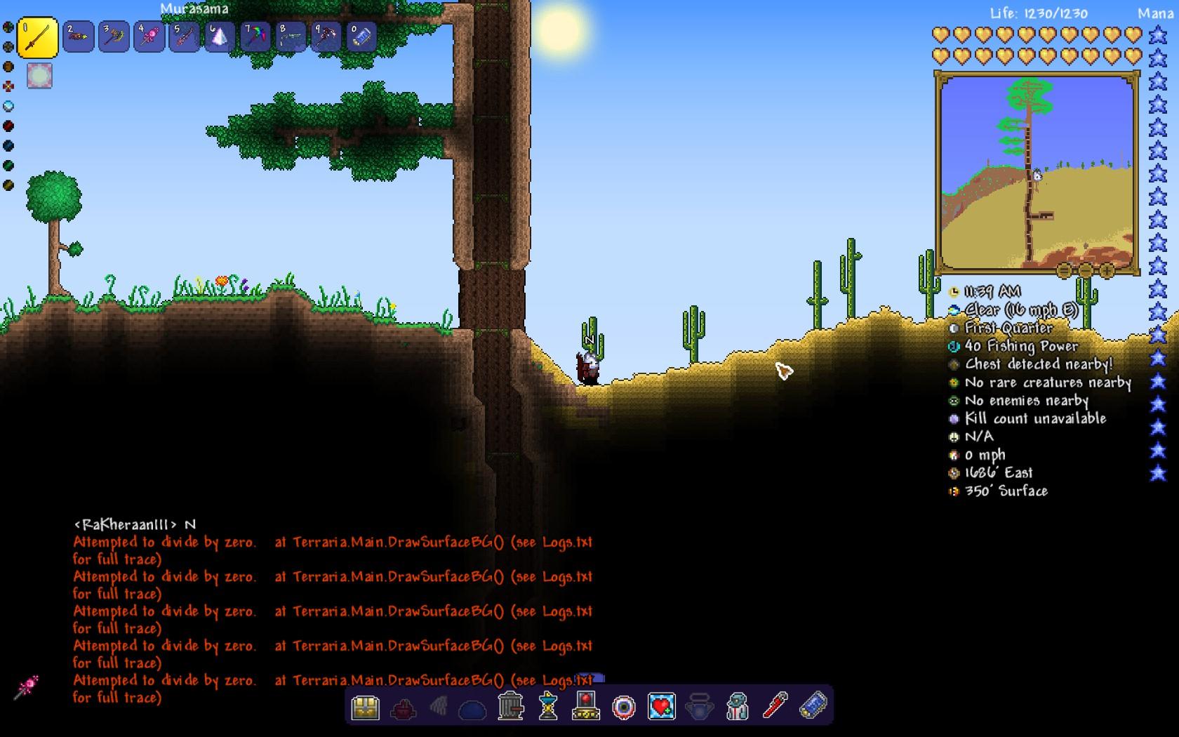 tModLoader - Terraria Overhaul - Gameplay enhancements and