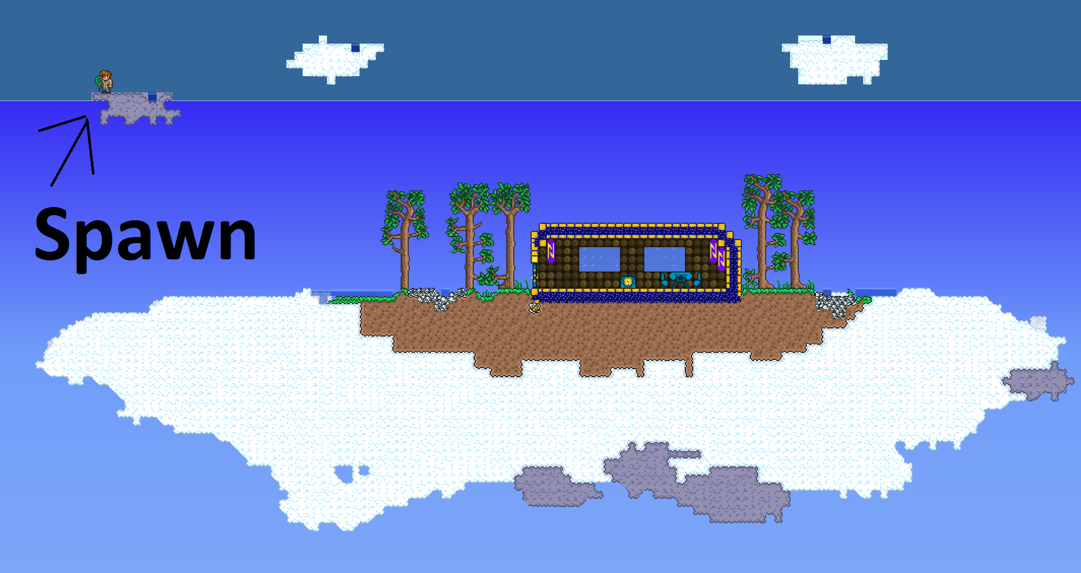 tModLoader - [Tool] The Terraria Seed Project | Terraria