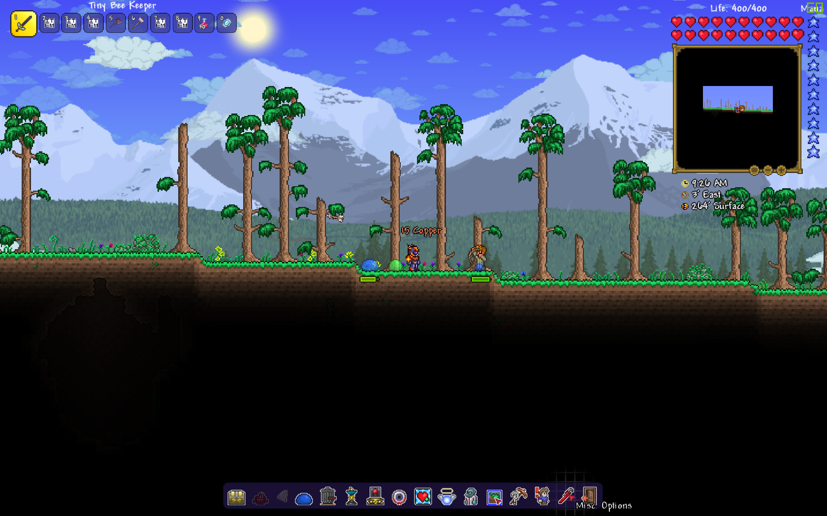 tModLoader - HERO's Mod - Terraria Creative Mode + Server