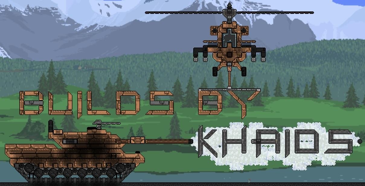 Best Terraria Tank Build