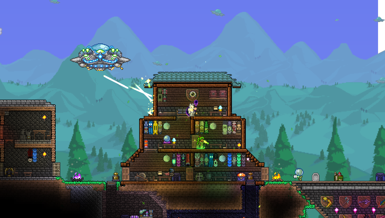 Great Buildings And Else Page 2 Terraria Community Forums