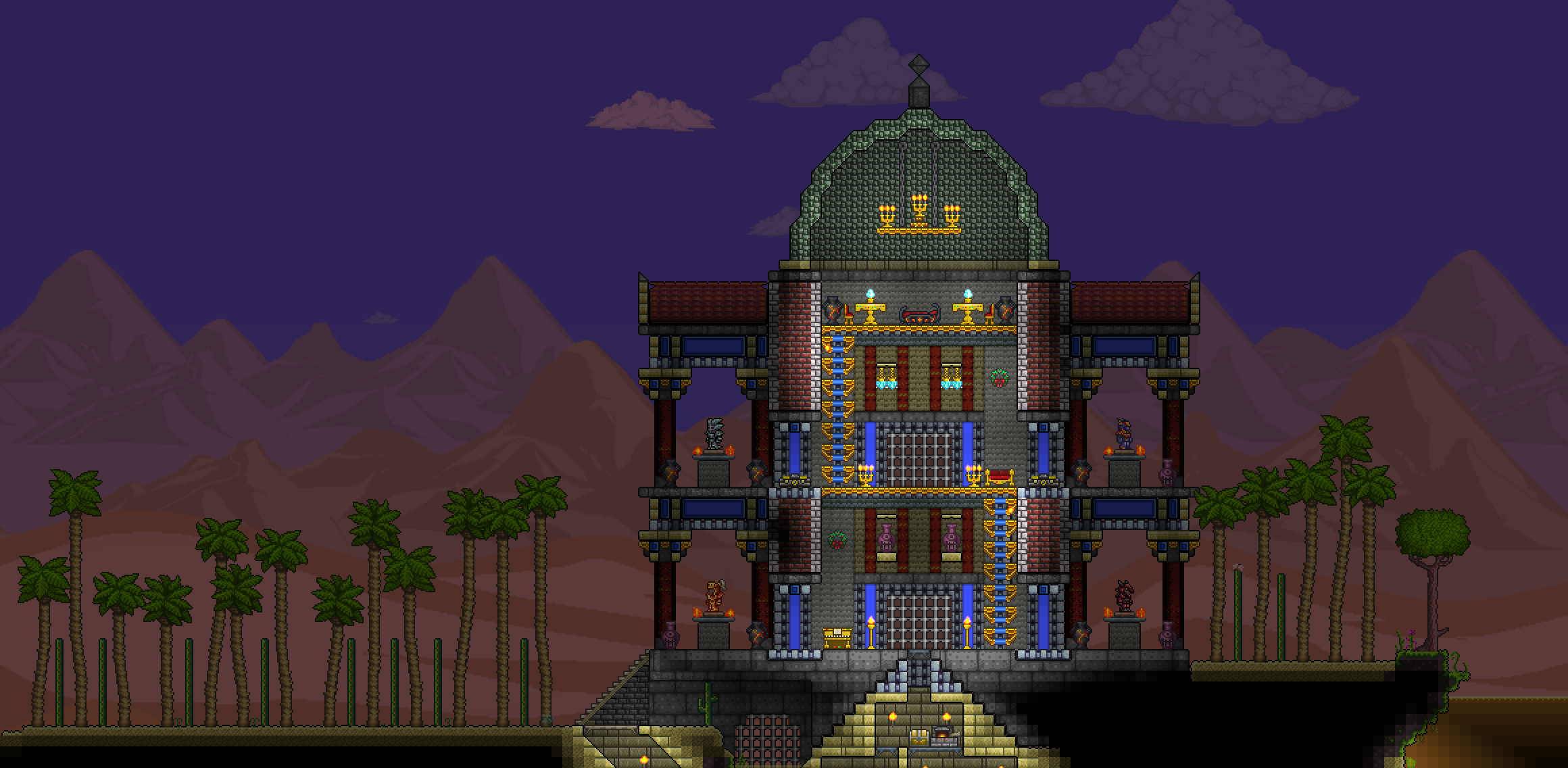 Pc Pillars And Stuff Terraria Community Forums