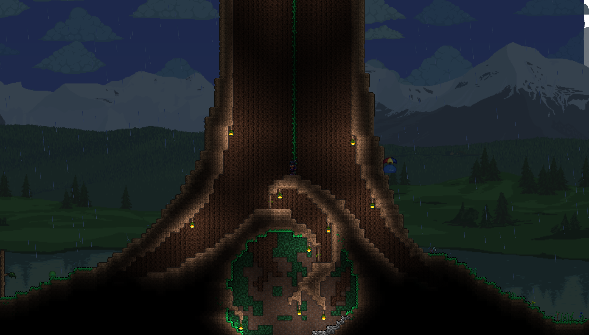 PC - Tedit Creation: Tree of life | Page 3 | Terraria