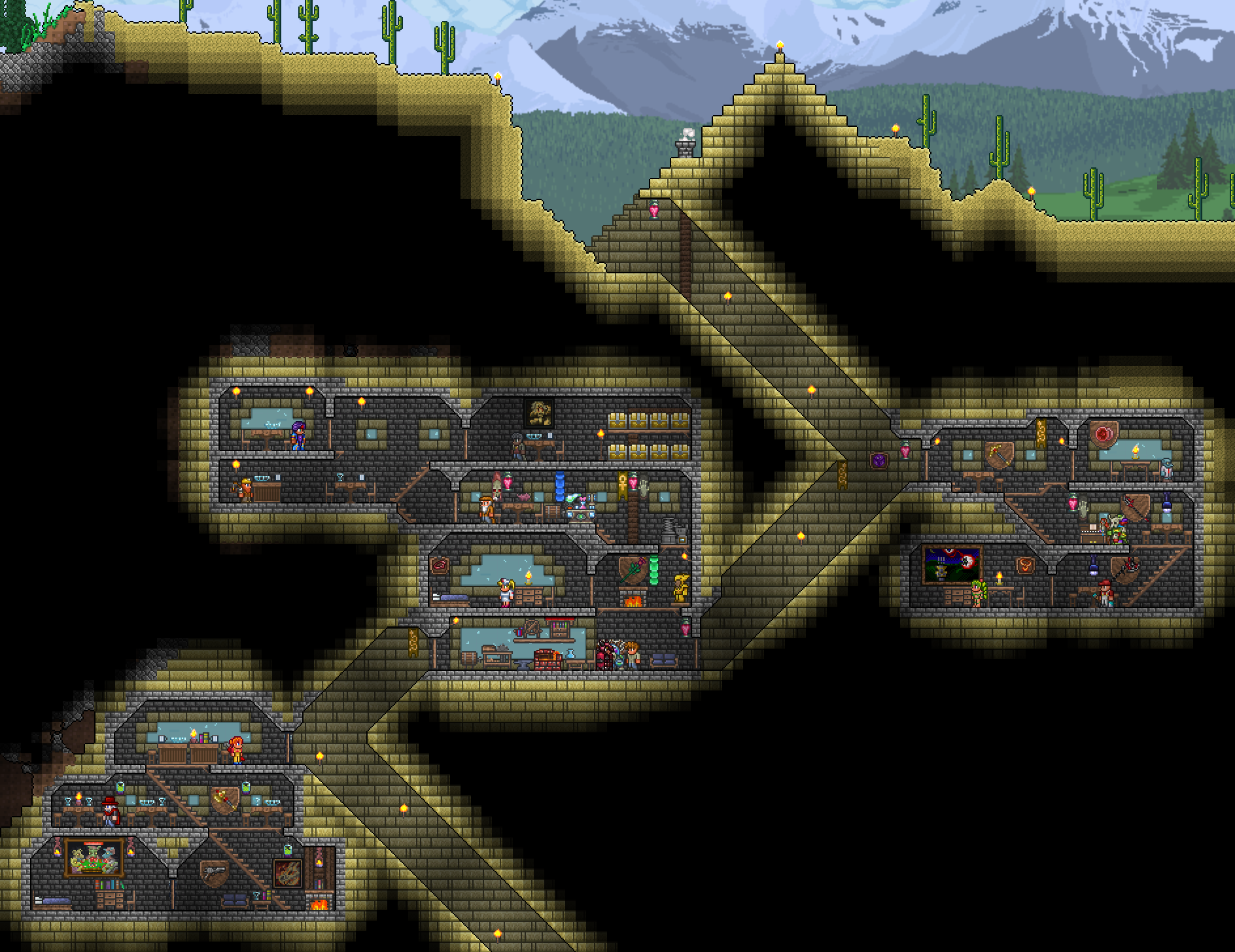 PC My Base Terraria Community Forums