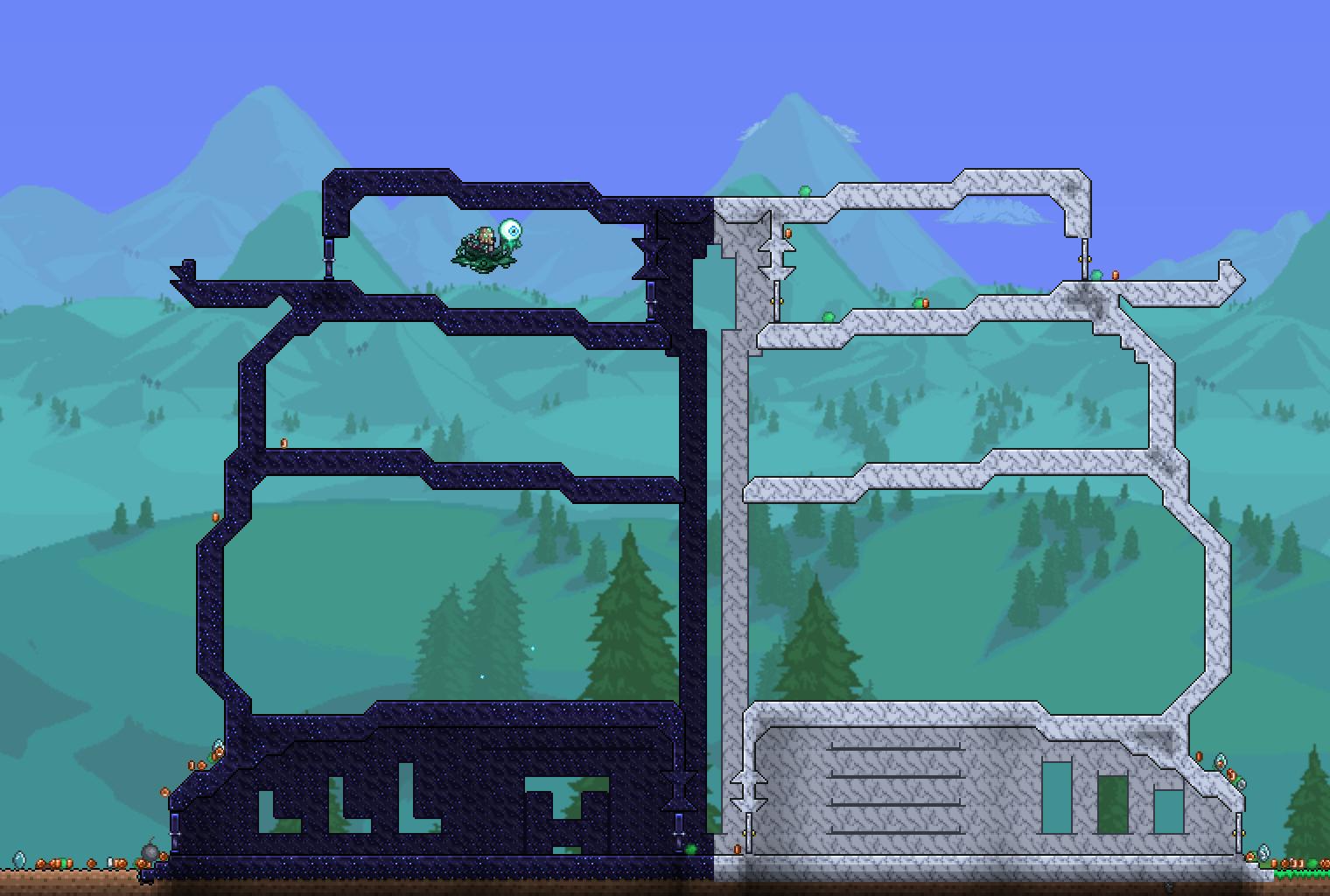 Pc Zenvo S Build Factory Terraria Community Forums