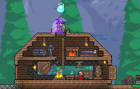 How To Make Your House Base Kawaii Terraria Community