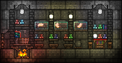 Early game masterpieces | Terraria Community Forums