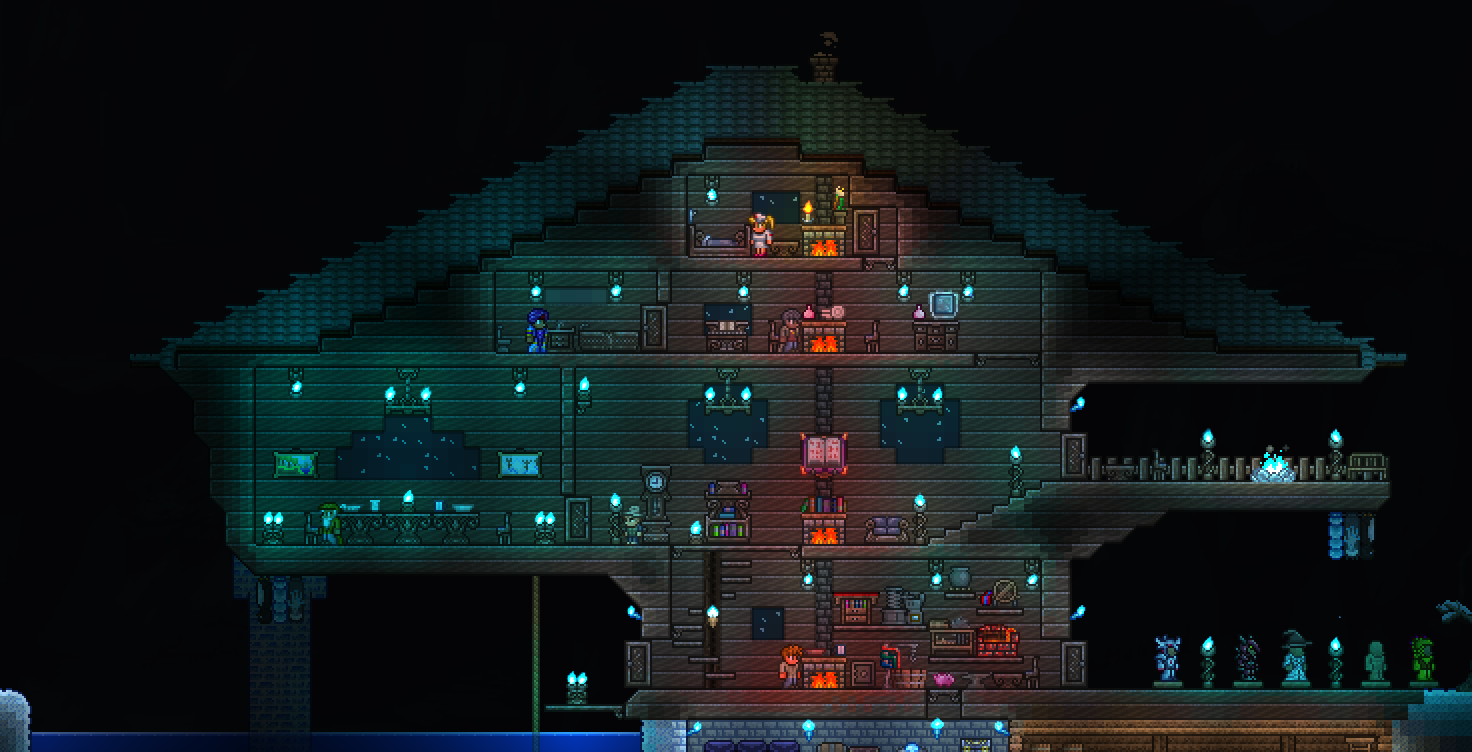 No Wood Boxes A Building Guide Page 24 Terraria