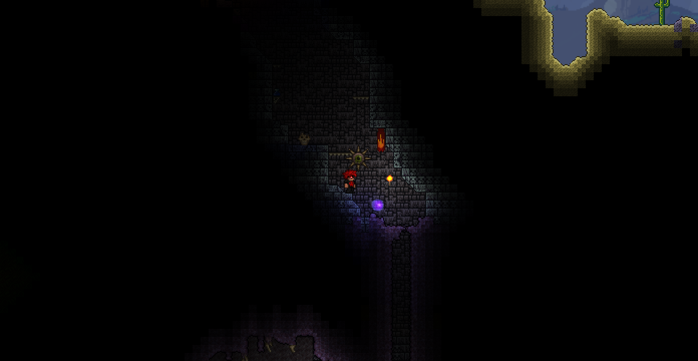 how to find dungeons in terraria