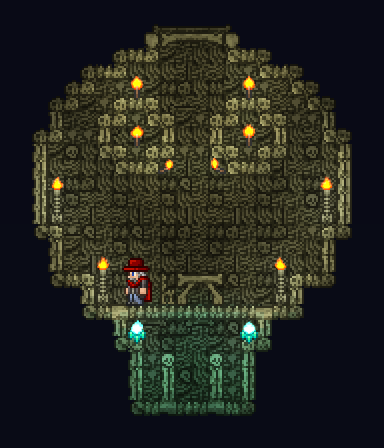 PC - A Small NPC House Collection | Terraria Community Forums