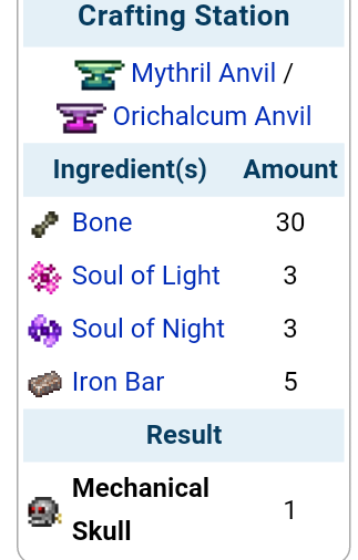 how to get souls of night in terraria 1.3