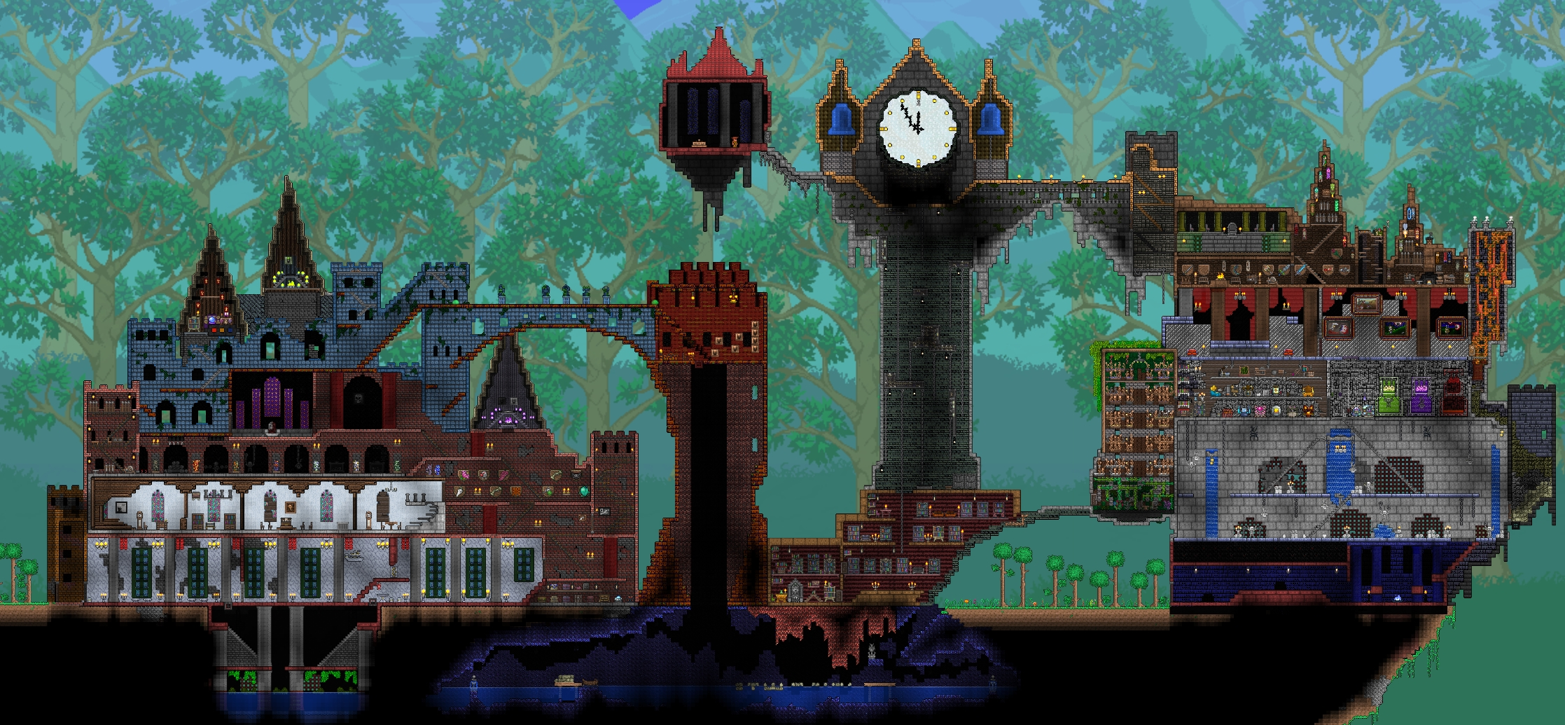 How Much Is A Starter >> Castlevania | Terraria Community Forums
