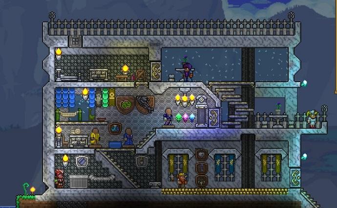 PC Marble Emporium Just For Fun Terraria Community