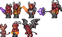 demon spawn, demon lord, demon legion, fire imp, flareon, imporer, gluemon.png