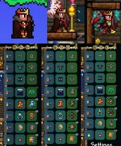 how to download your terraria character