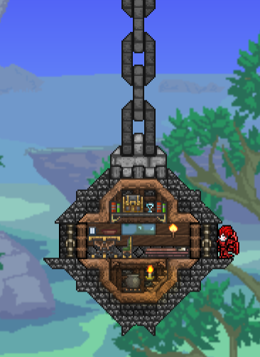 Pc Ballin Houses By Eiv Page 2 Terraria Community