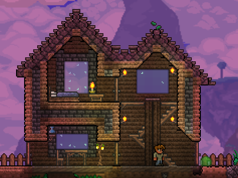 Great Buildings And Else Terraria Community Forums