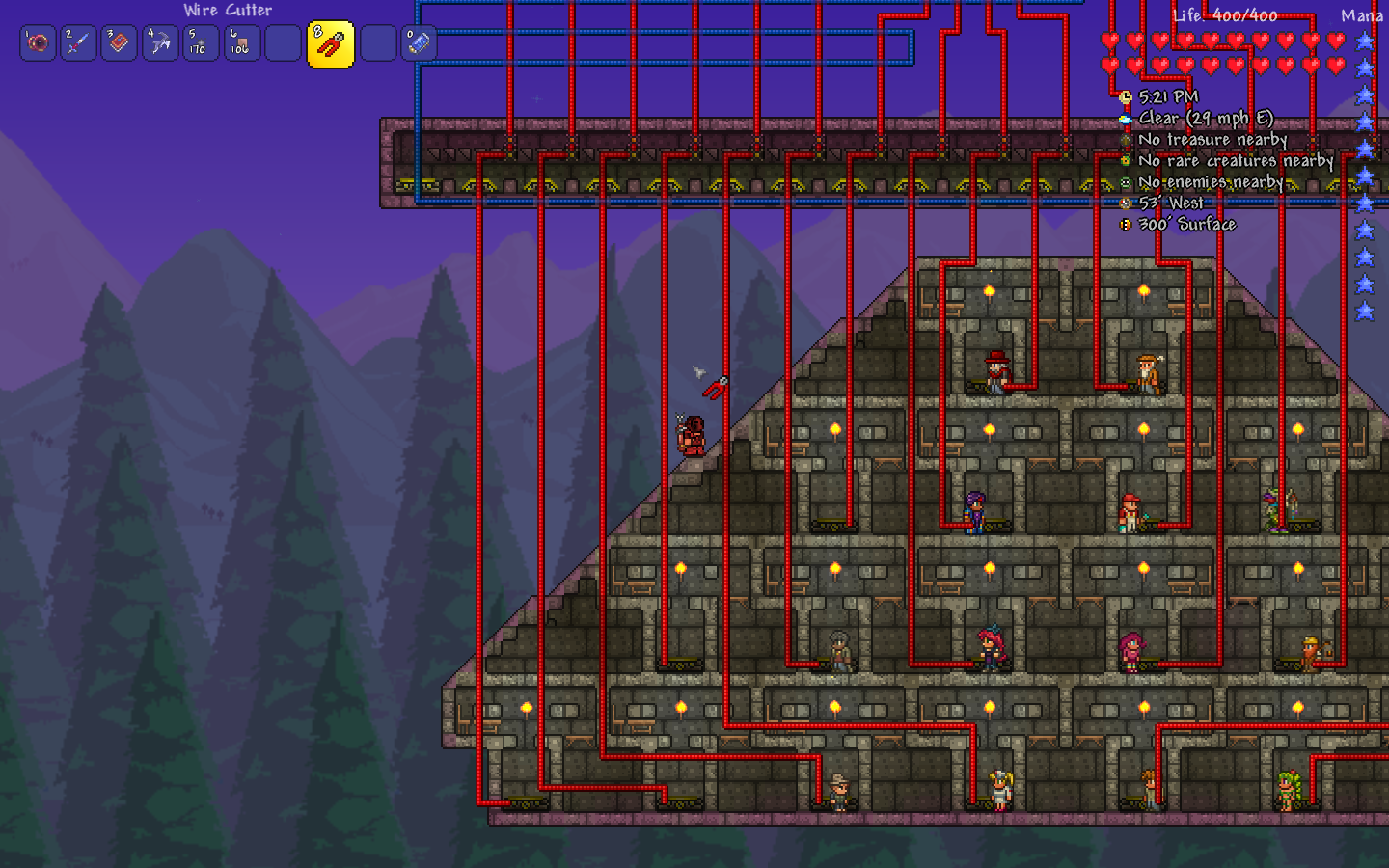Guide Project Npc Dispenser Terraria Community Forums No i've played terraria for __ hours posts will be allowed anymore. guide project npc dispenser
