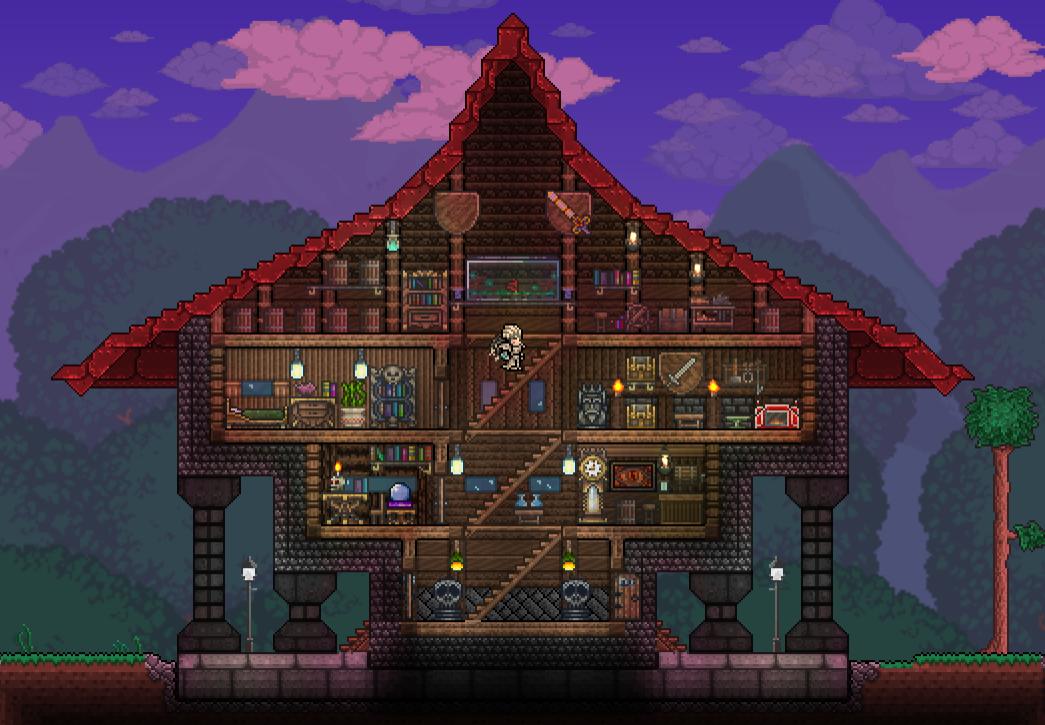 Build Home Starbound