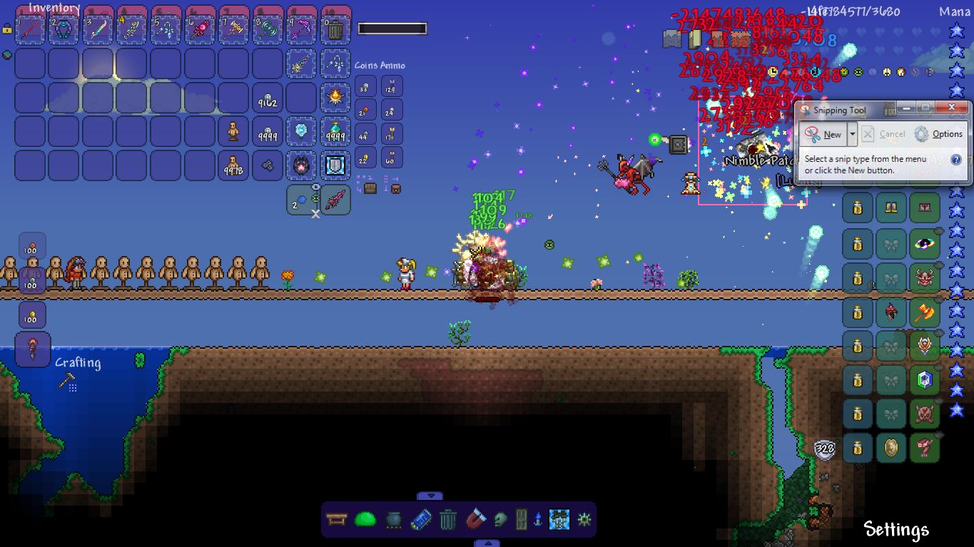 terraria calamity mod summoner guide