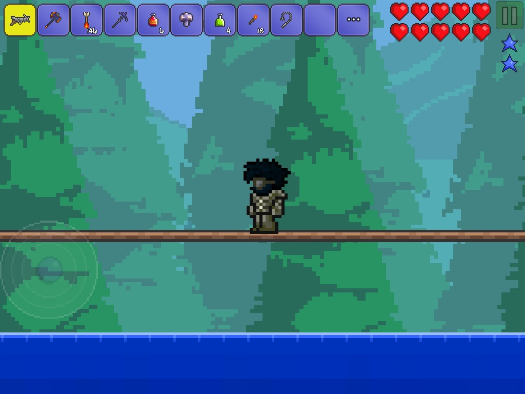terraria modded how to use sword matter