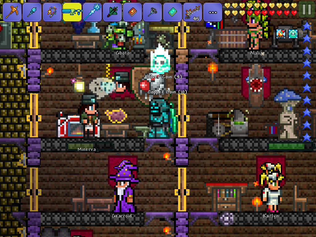 Mobile Whats Your Mobile Vanity Page 2 Terraria Community Forums