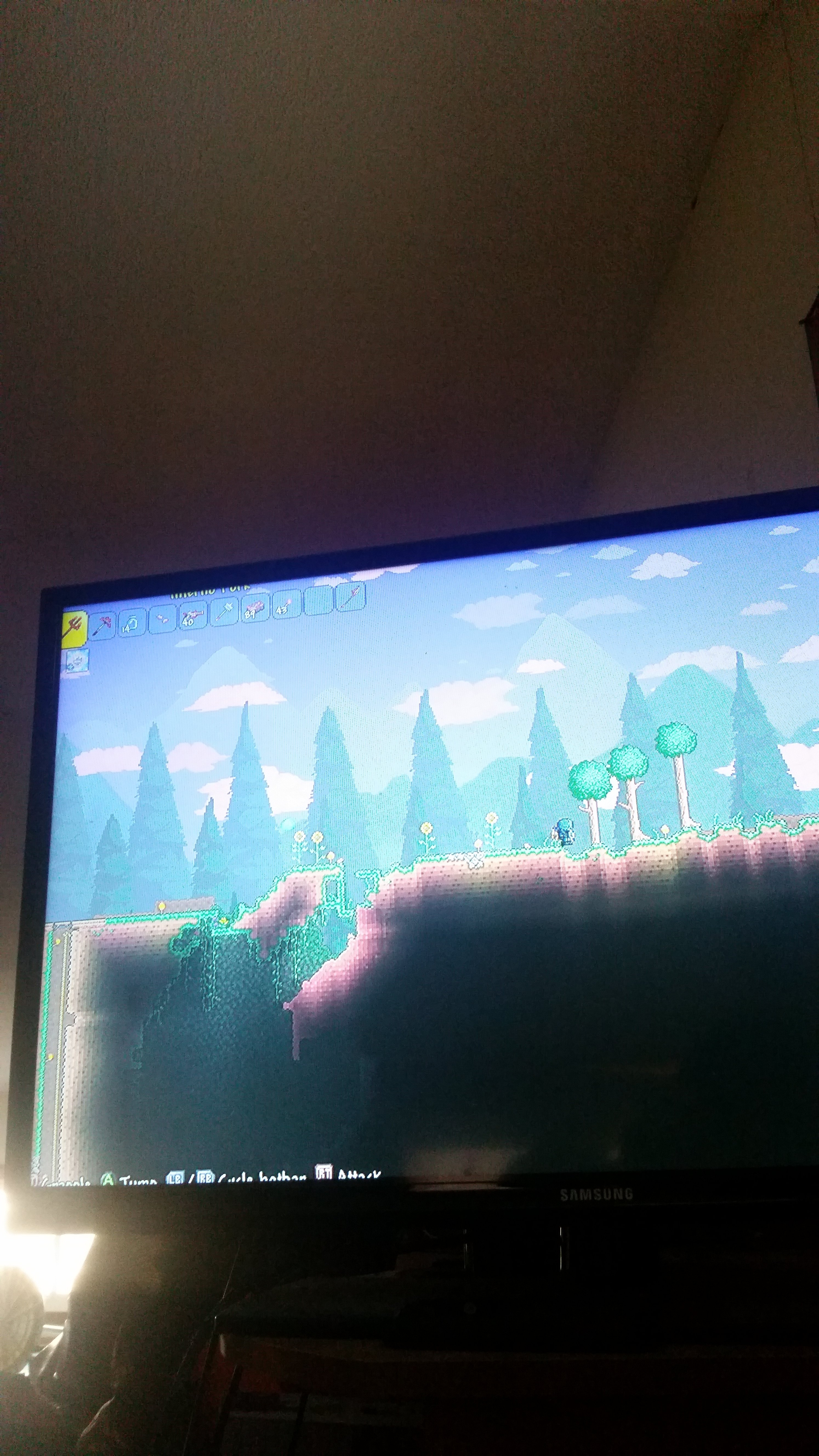 Xbox One - No UI scaling?   Terraria Community Forums