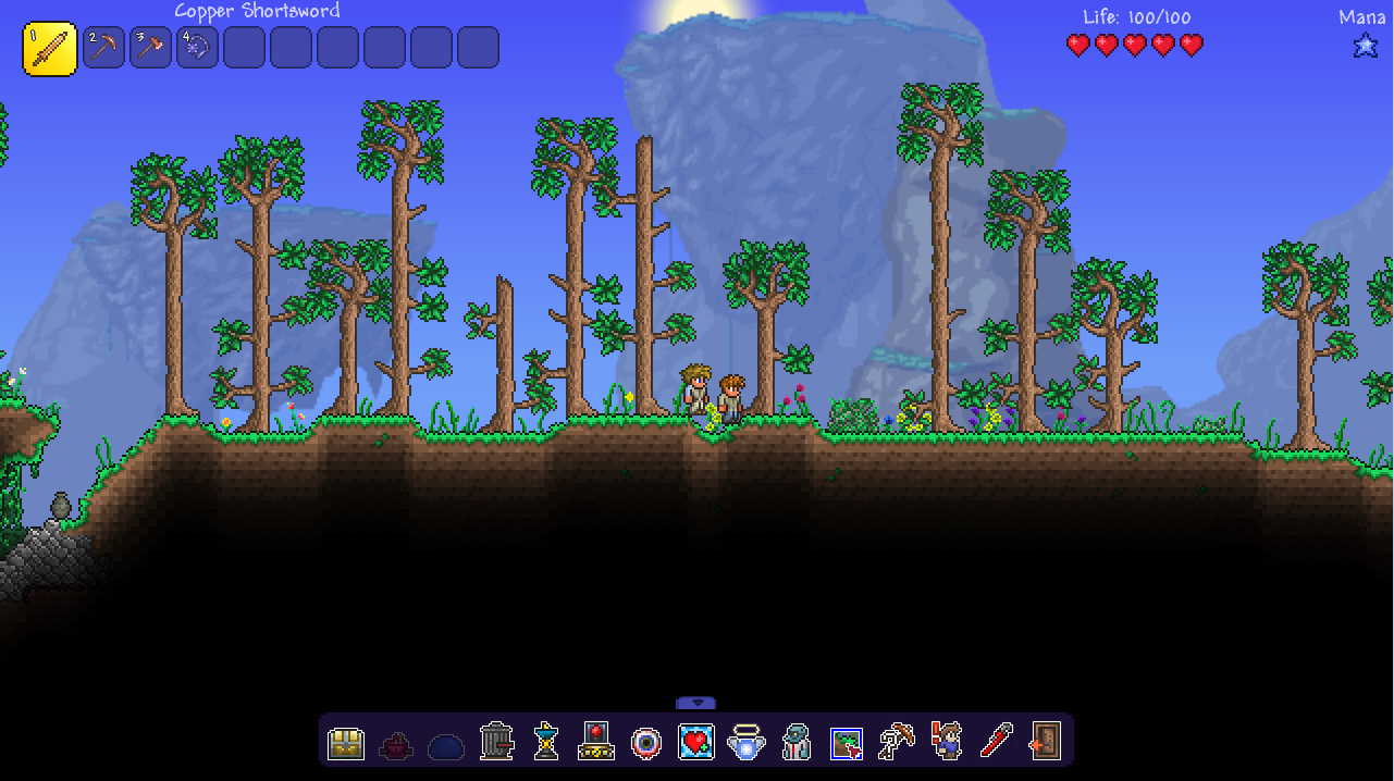 tModLoader - HERO's Mod - Terraria Creative Mode + Server Management