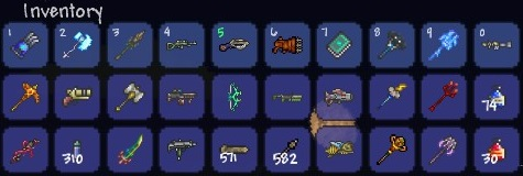 Set of armor weapons and accesories terraria community forums