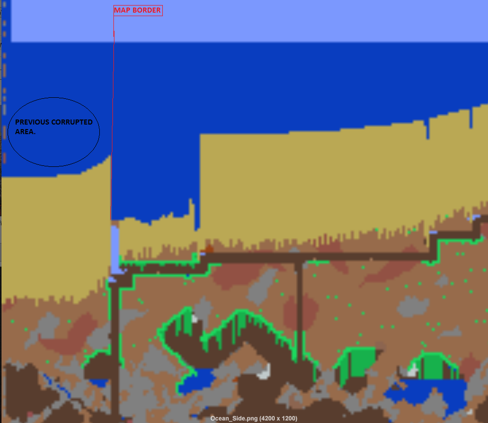 Outsidemap problems terraria community forums my worldg gumiabroncs Images