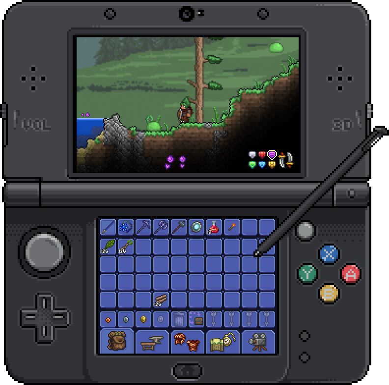 3DS Suggestions For The UI And Control Of