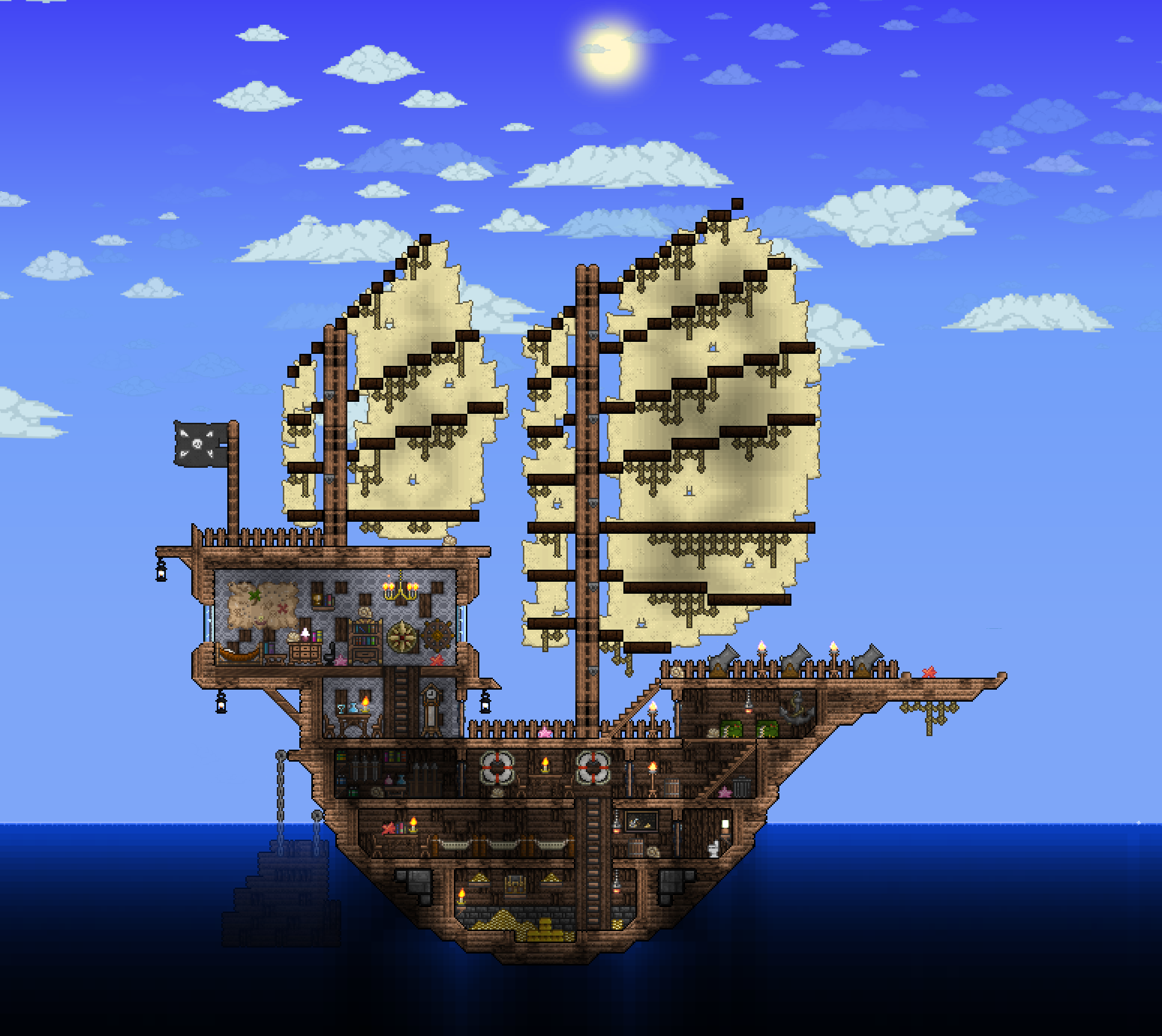 Member Run Contest Win A Copy Of Pixel Piracy Build