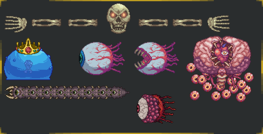 Resprited Bosses.png