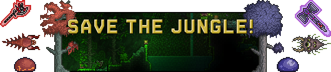 Save The Jungle V2 Page 34 Terraria Community Forums