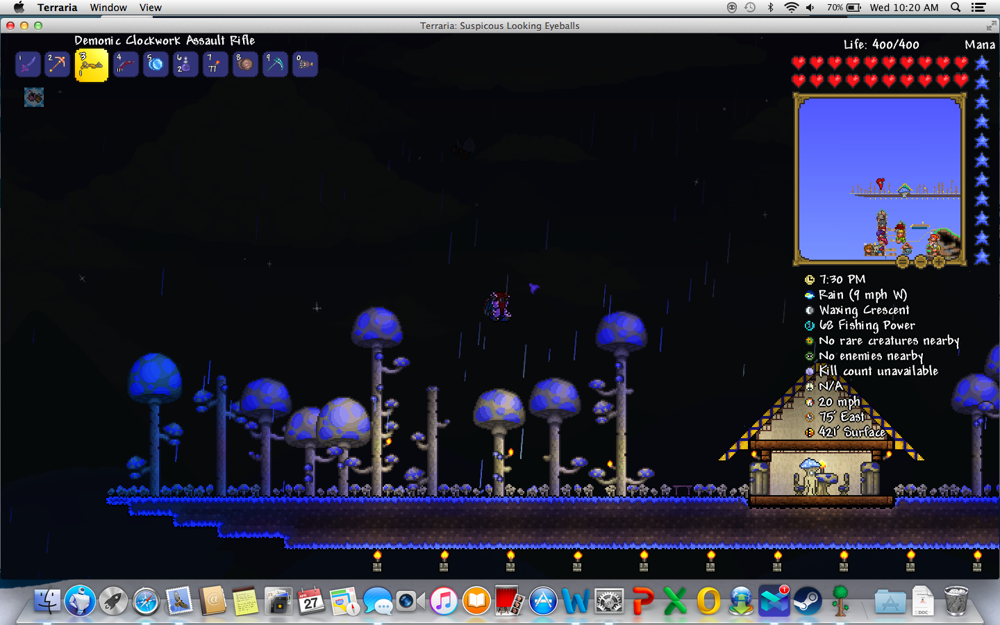 Terrarians Show Us Your Custom Vanity Sets Page 23 Terraria