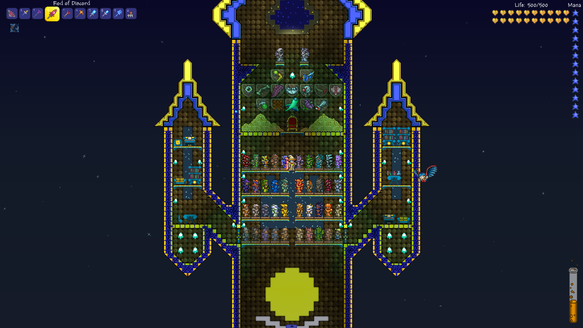 My Skyware Tower Terraria Community Forums