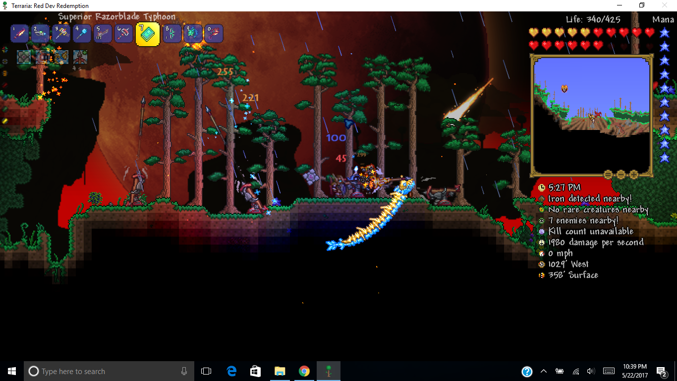 Terrarians Show Us Your I Must Screenshot This Moment Page 207 Terraria Community Forums A solar eclipse is a hardmode event that occurs rarely after at least one mechanical boss has been defeated. moment page 207 terraria