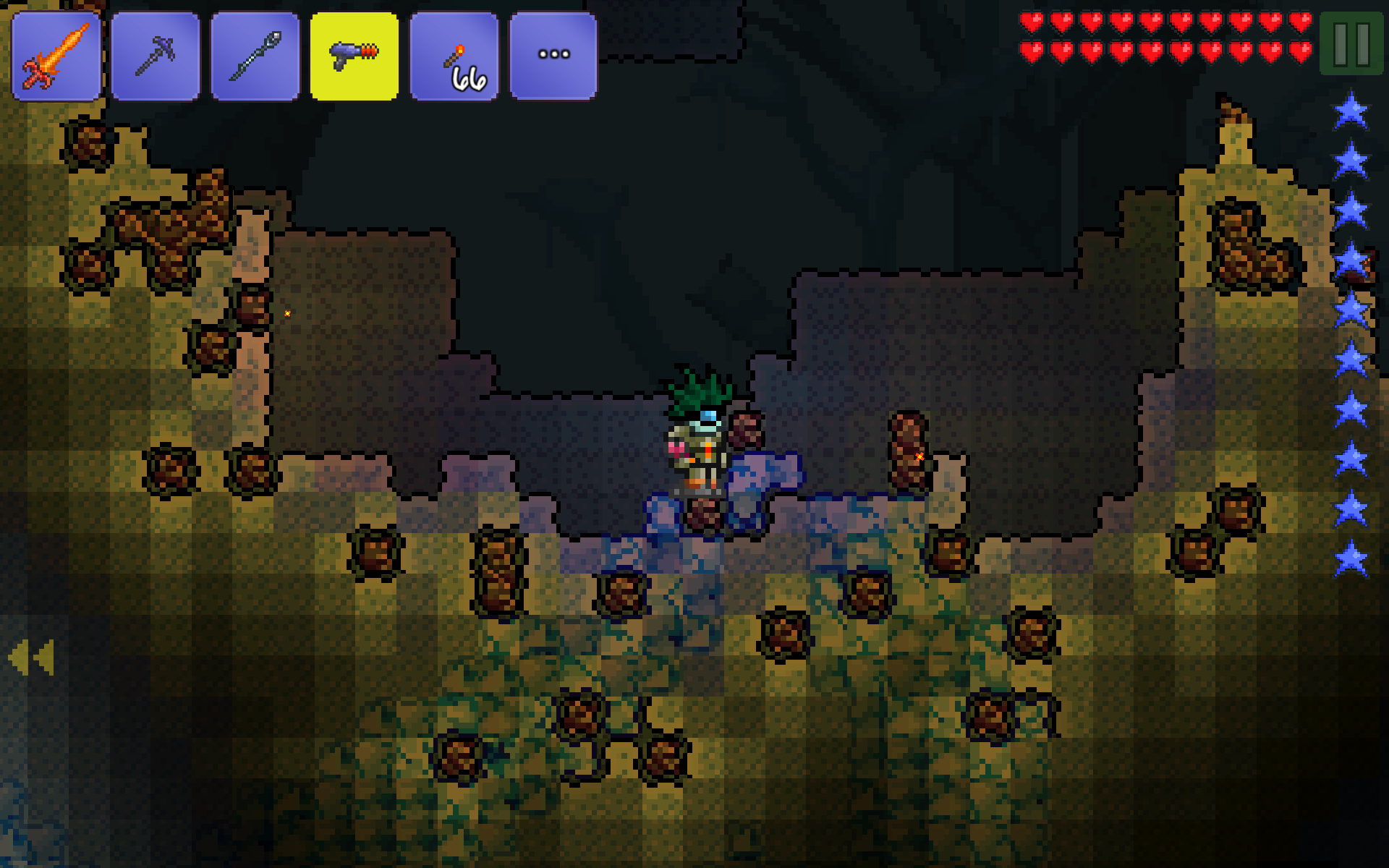 Mobile - Telling the time    | Terraria Community Forums