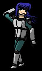 Silvyne waving.png