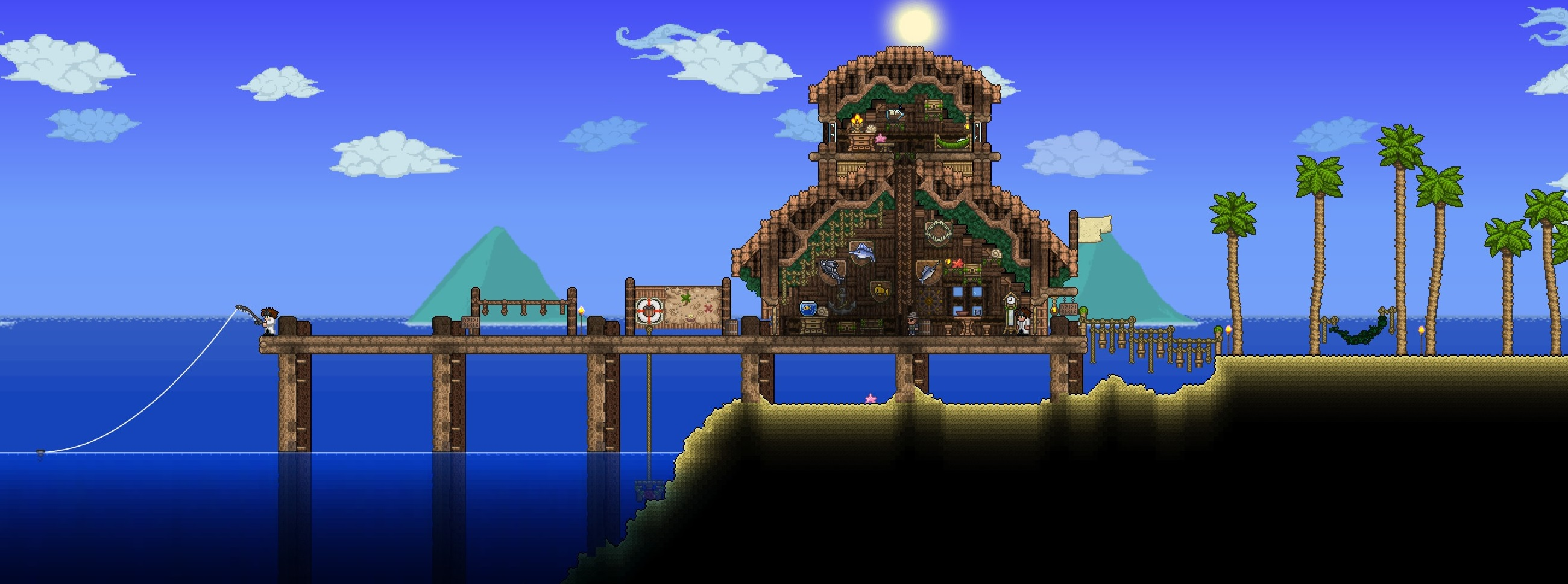 Terraria Best Solo Build