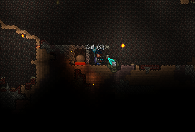 Early Slime Farm For Summoners Terraria Community Forums